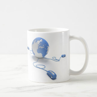 World Connection Coffee Mug