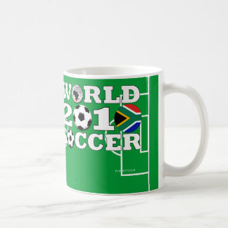 World Cup 2010 Flags Field Mug