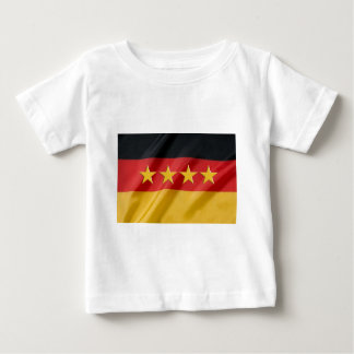 world-cup- Flag Baby T-Shirt