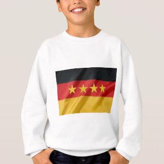 world-cup- Flag Sweatshirt