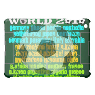 World Cup Soccer 2010 Speck iPad Case All 32 Teams