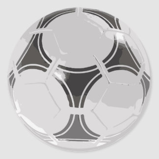 World Cup Soccer Ball 1982 Classic Round Sticker