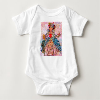 WORLD DOLL FRANCE BABY BODYSUIT