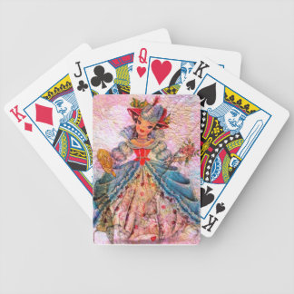 WORLD DOLL FRANCE BICYCLE PLAYING CARDS