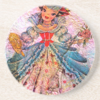 WORLD DOLL FRANCE COASTER