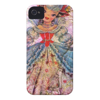 WORLD DOLL FRANCE iPhone 4 COVER