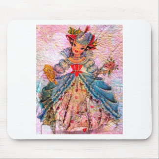 WORLD DOLL FRANCE MOUSE PAD