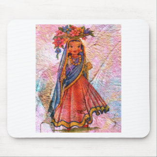 WORLD DOLL INDIA MOUSE PAD