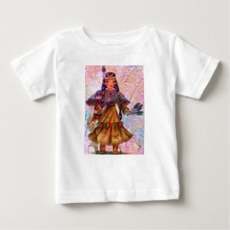 WORLD DOLL NATIVE AMERICAN BABY T-Shirt