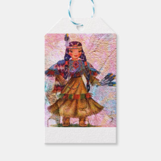 WORLD DOLL NATIVE AMERICAN GIFT TAGS