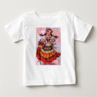 WORLD DOLL SPAIN 2 BABY T-Shirt