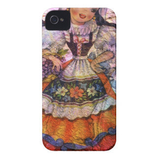 WORLD DOLL SPAIN 2 iPhone 4 Case-Mate CASE