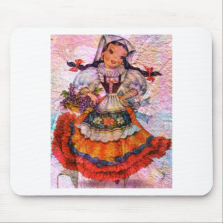 WORLD DOLL SPAIN 2 MOUSE PAD