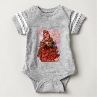 WORLD DOLL SPAIN BABY BODYSUIT