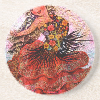 WORLD DOLL SPAIN COASTER