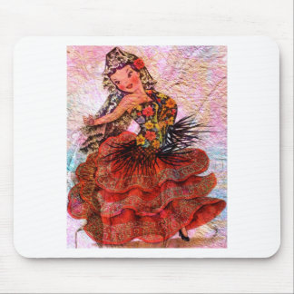 WORLD DOLL SPAIN MOUSE PAD