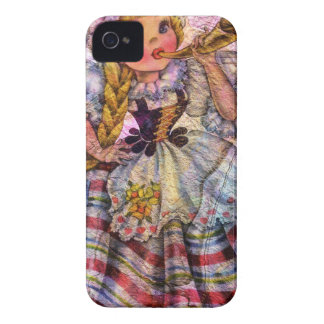 WORLD DOLL SWISS iPhone 4 Case-Mate CASE