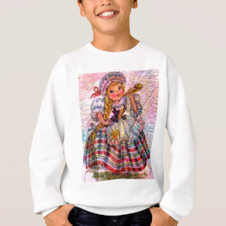 WORLD DOLL SWISS SWEATSHIRT