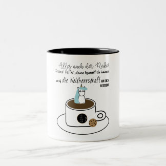 World domination cup