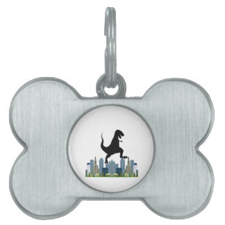 World Domination Pet Tag