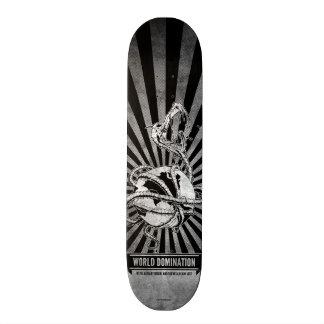 World Domination! - We've Already Begun Skate Board Deck