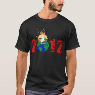 World Exploding in 2012 T-Shirt