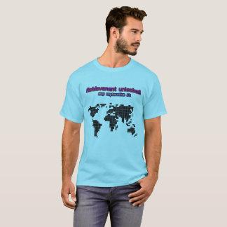 World exploration T-Shirt