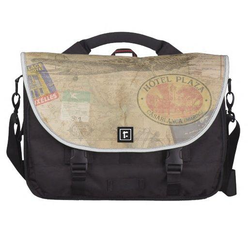 World Explorer Gear Commuter Bag