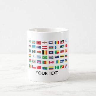 World Flag Mugs and Steins
