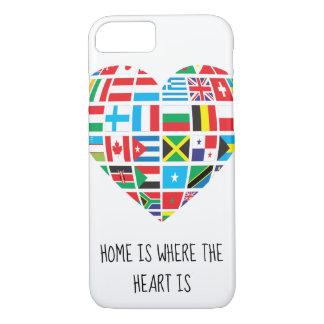 World Flag Phone Case
