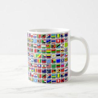 World Flags Coffee Mug