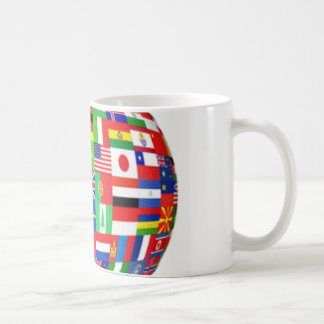 WORLD FLAGS MUGS