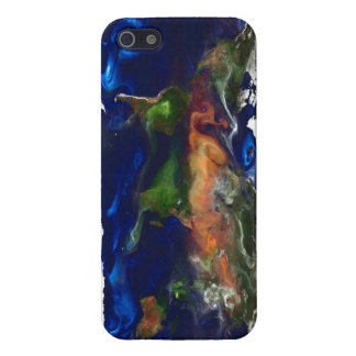 World From Space iPhone 5/5S Cover