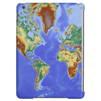 World Geographic International Map