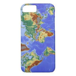 World Geographic International Map iPhone 7 Case