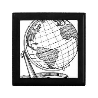 World Globe Gift Box