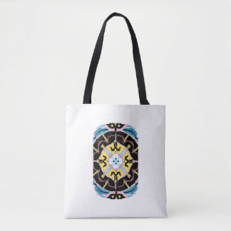 World hands tote bag
