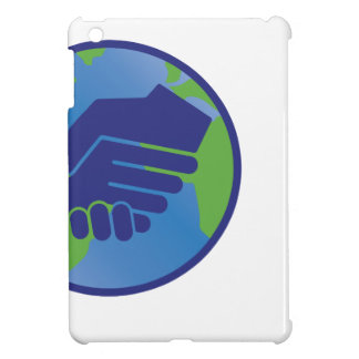 World Handshake Case For The iPad Mini