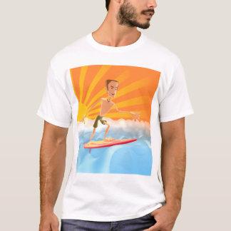 World Junior Surf Champion T-Shirt