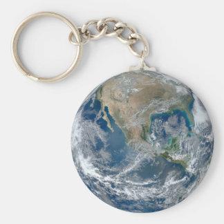 World Key Ring