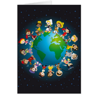 World kidz card