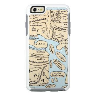 WORLD MAP 2ND CENTURY OtterBox iPhone 6/6S PLUS CASE