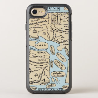 WORLD MAP 2ND CENTURY OtterBox SYMMETRY iPhone 7 CASE