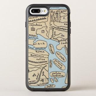 WORLD MAP 2ND CENTURY OtterBox SYMMETRY iPhone 7 PLUS CASE