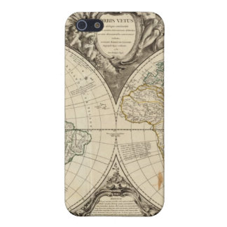 World Map 8 iPhone 5 Cover