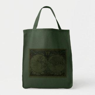 World Map - Bag