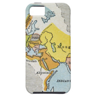 WORLD MAP, c1300. iPhone 5 Cover
