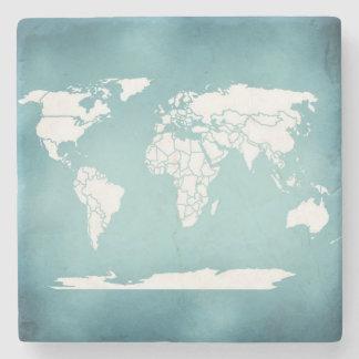 World Map Coaster