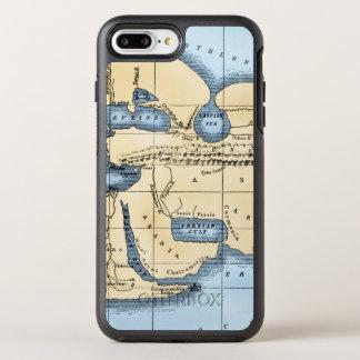 WORLD MAP: ERATOSTHENES OtterBox SYMMETRY iPhone 7 PLUS CASE