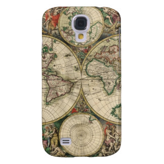 World Map from 1689 HTC Vivid Cover